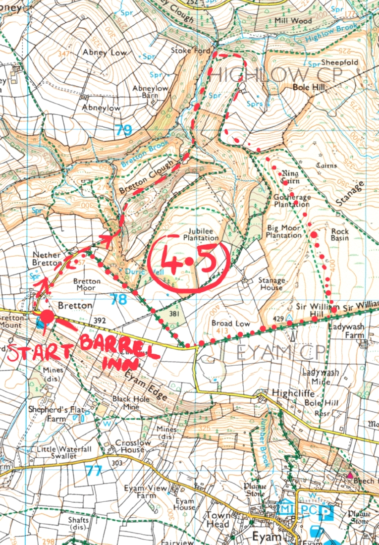 bretton map